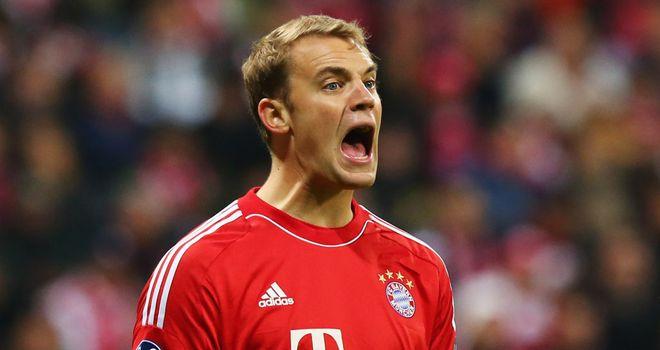 Manuel Neuer: Ready for Schalke challenge