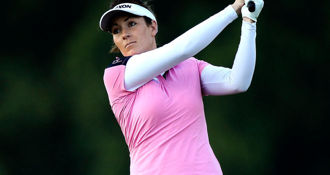 Aussie Rebecca Artis enjoys her maiden European Tour success in Sweden