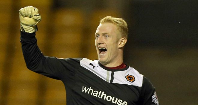 Aaron McCarey: Saved two penalties