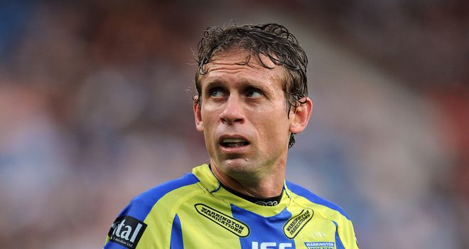 Brett Hodgson: Joining Widnes as a coach