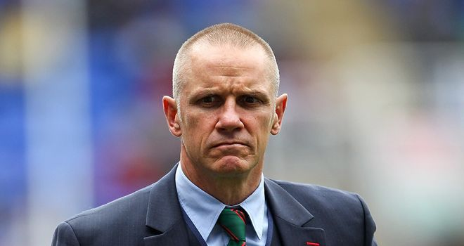 Brian Smith: London Irish boss unhappy with 'tap dancing' at the ruck area
