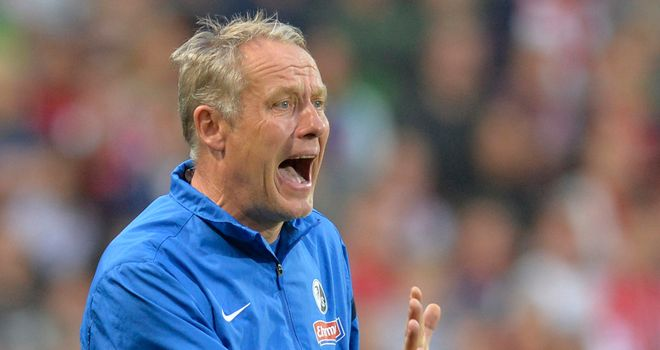 Christian Streich: Battling relegation