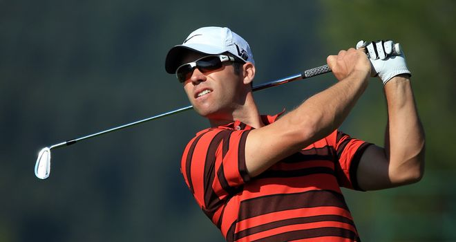 Paul Casey: The three-time Ryder Cup player is included in the Great Britain and Ireland team for the Seve Trophy
