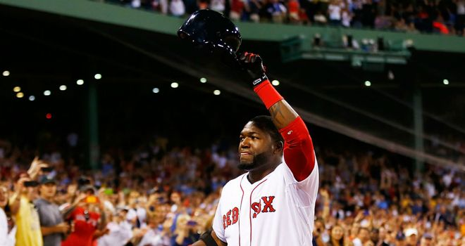 David Ortiz: Passed 2,000 career hits