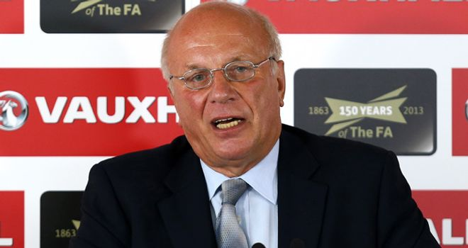 Greg Dyke: Targeting victory in Qatar