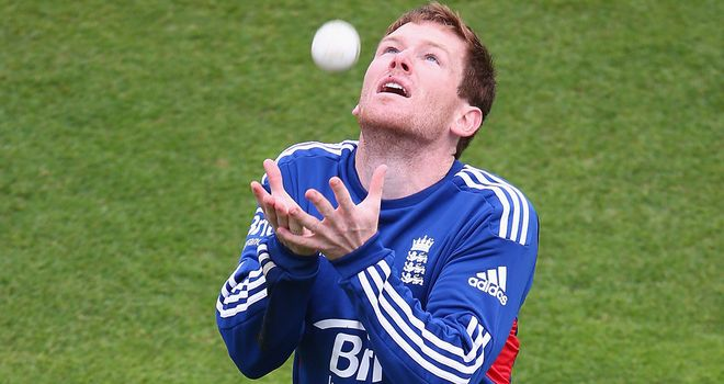 Eoin Morgan: Off to Sydney for the Big Bash