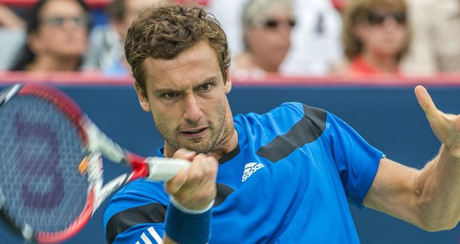 Ernests Gulbis: The Latvian won 11 straight games to storm to victory