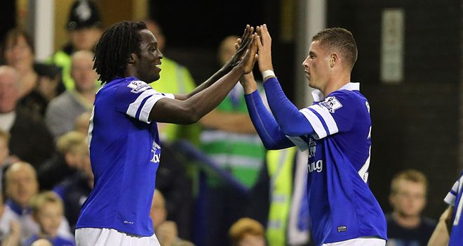 Everton are the only remaining unbeaten team in this season's Premier League