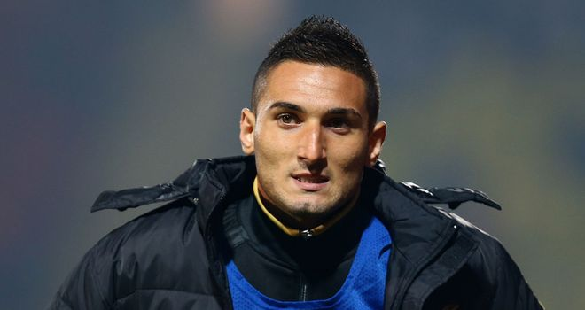 Federico Macheda: Has returned to Doncaster until the end of December