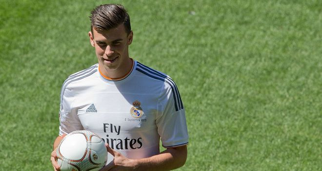 Gareth Bale: Is targeting Champions League glory