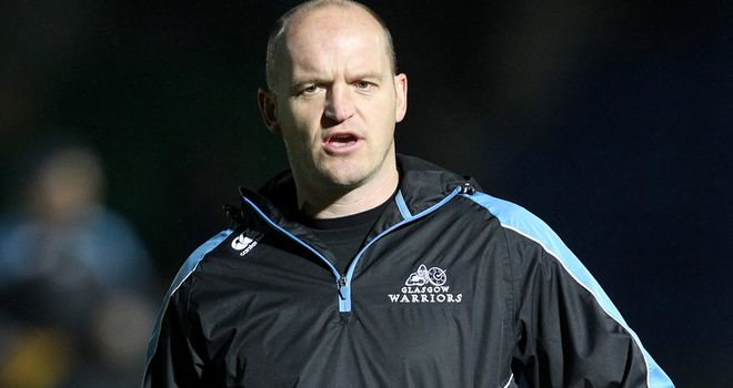 Gregor Townsend: Pleased with players after first-half shocker