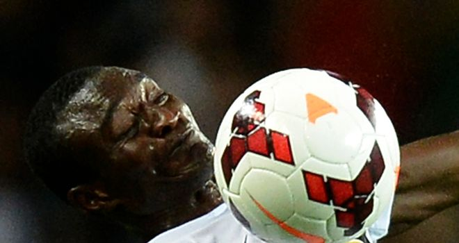 Moussa Maazou: On target from the penalty spot