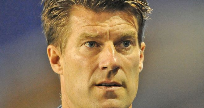 Michael Laudrup: Disappointed after surprise loss to Birmingham