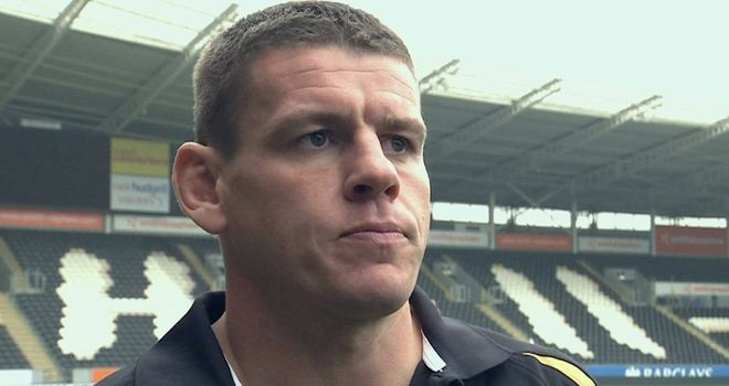 Lee Radford: Believes move will help James Cunningham develop on and off the field