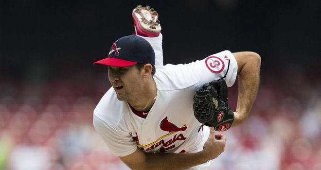 Michael Wacha: Impressed for the St Louis Cardinals