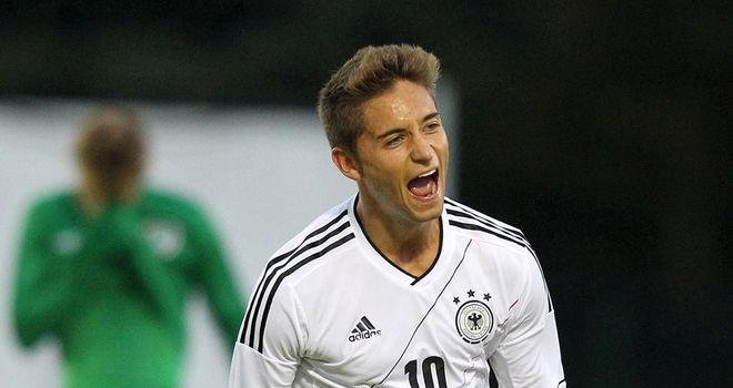 U21 Romania vs U21 Đức