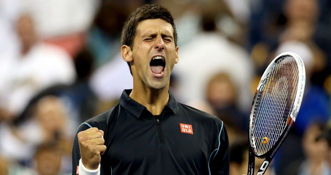 Novak Djokovic: Like Nadal, has one US Open title to his name