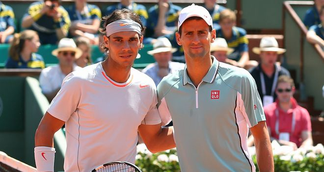 Rafa Nadal and Novak Djokovic: Meeting in their third US Open final
