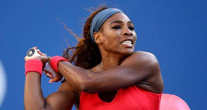 Serena Williams: Defended her US Open crown after beating Victoria Azarenka