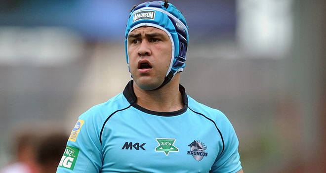 Jamie Soward: Two tries in his final appearance for London