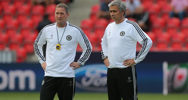 Steve Holland: Believes Jose Mourinho will improve Juan Mata's all-round game