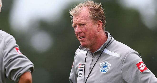 Steve McClaren: In Derby talks and looks set to replace Nigel Clough