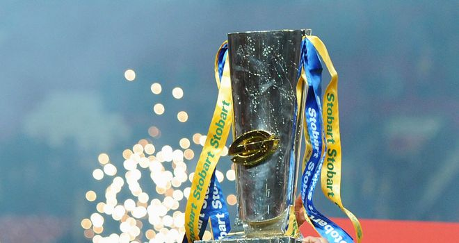 Eight teams hoping to lift the Super League trophy at Old Trafford on October 5