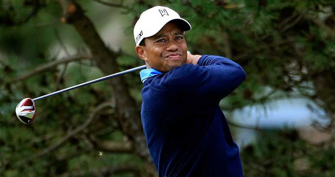 Tiger Woods: Involved in a number of rules infringements this year