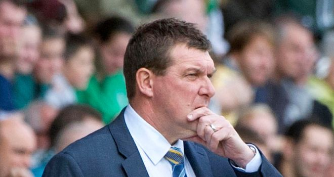 Tommy Wright: Impressed with win over Hamilton