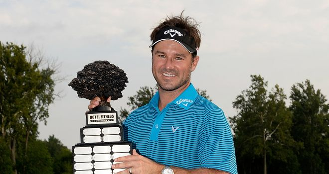 Trevor Immelman: Secured PGA Tour card for next season with victory in Indiana