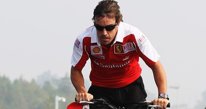 Fernando Alonso is looking for sponsors for his new team