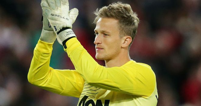 Anders Lindegaard: Claims players should take responsibility for Manchester United's failings