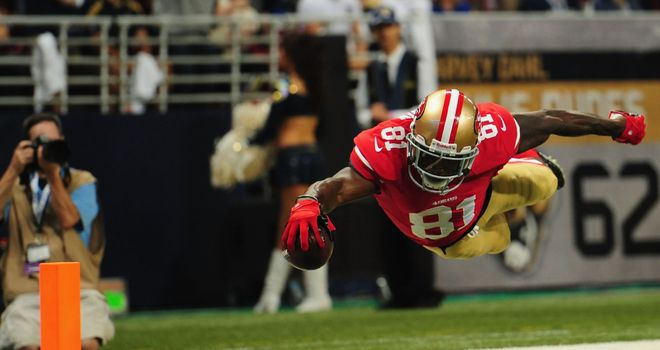 Anquan Boldin is used to frequent flying with the 49ers