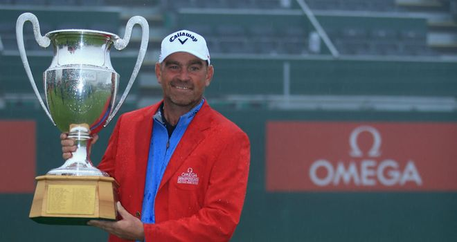 Thomas Bjorn: A winner again after a two-year drought