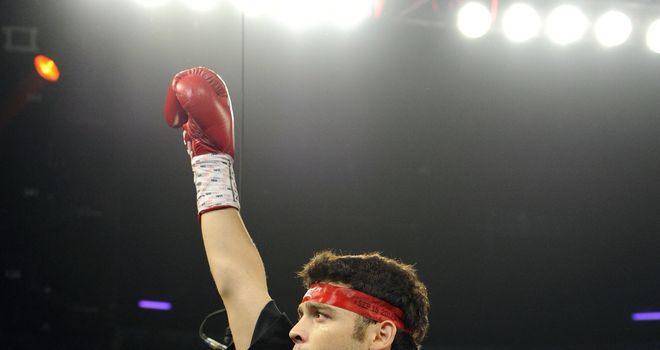 Julio Cesar Chavez Jr: Awarded the fight by all three judges