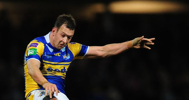 Danny McGuire: Was the hero for Leeds after late drop goal