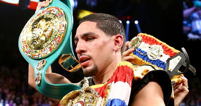Danny Garcia: The man to beat at light-welterweight