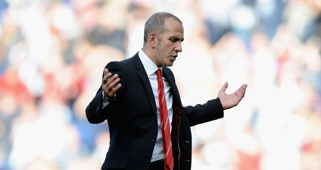 Paolo Di Canio: 'I feel that my time at the club has been unfairly cut short'