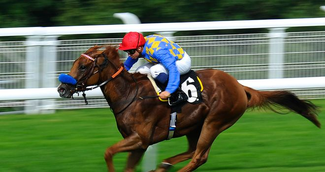Fracking runs out a ready winner at Goodwood
