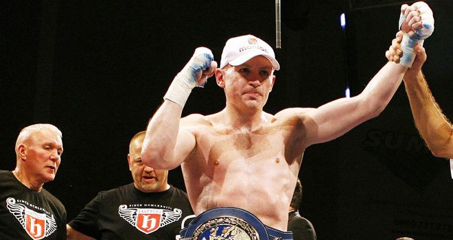 Matthew Hatton: Proud of his achievements in boxing