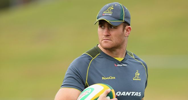 James Horwill could return to face the Boks on September 28