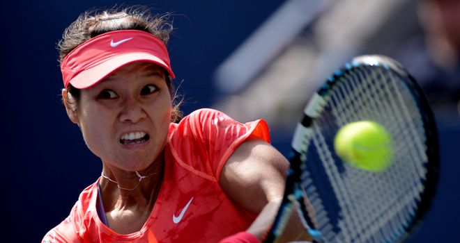 Li Na: Taking on Novak Djokovic in an exhibition match