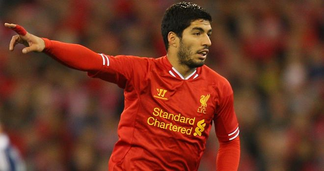 Luis Suarez: Set to return for Liverpool for the first time since April in competitive action