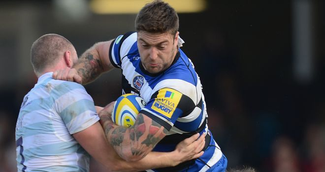 Matt Banahan: Ruled out through injury, so Tom Biggs starts in his place on the wing