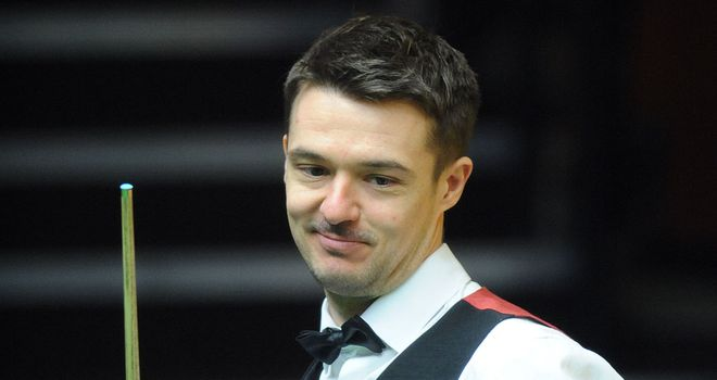 Michael Holt: Into first ranking semi-final