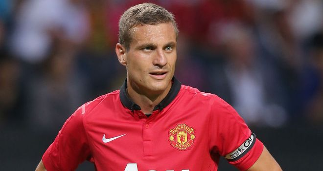 Nemanja Vidic: Defiant after derby defeat