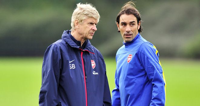 Robert Pires: Urging Arsene Wenger to splash cash