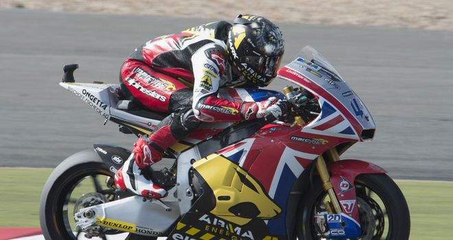 Scott Redding: MotoGP-bound