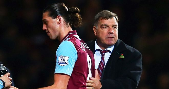 Andy Carroll: West Ham striker won't be rushed back by Sam Allardyce