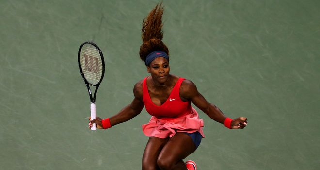 Serena Williams: Another superb season on the WTA Tour